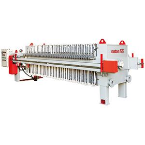 XYZ系列液压压紧、自动拉板压滤机